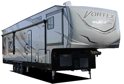 Genesis Supreme Vortex Platinum 5th Wheel